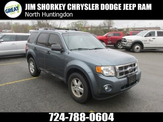 2010 Ford Escape Xlt In North Huntingdon Pa Jim Shorkey Mitsubishi N